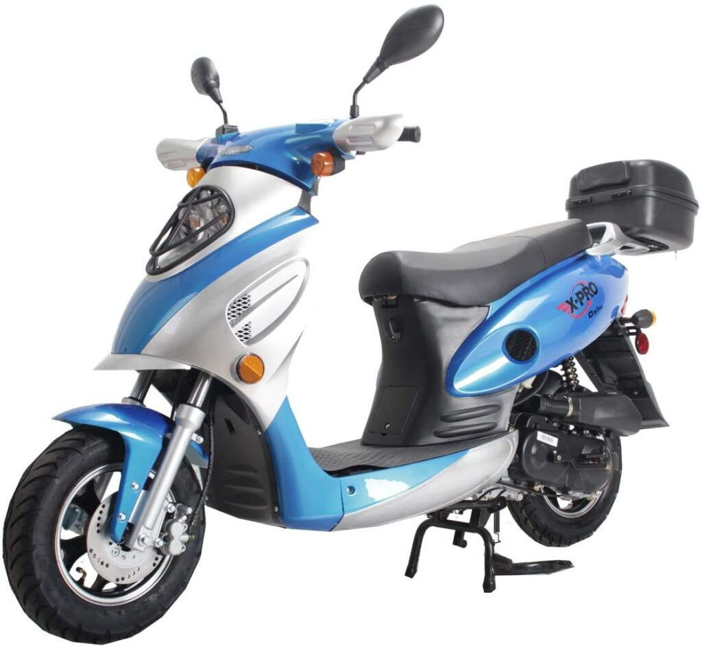best 50cc moped for college student