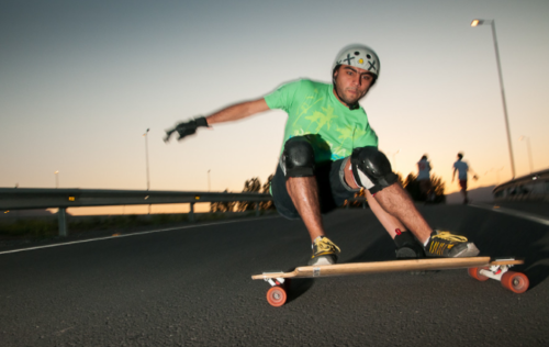 How to Ride a Longboard for beginners